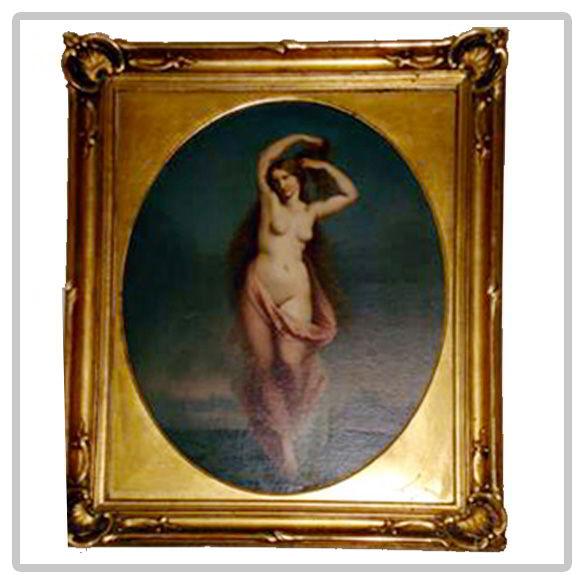 Huile-sur-toile-époque-19e-siècle-2