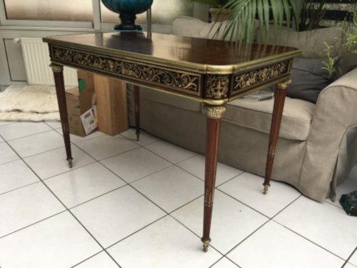 Table ancienne Napoléon III